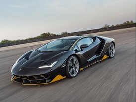 Lamborghini Centenario NTC 45