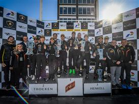 Dennis Lind Graduated PRO Champion In The Lamborghini Blancpain Super Trofeo Europe