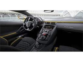 Aventador S Interior