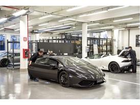 Service Lamborghini Milano 3