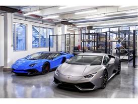 Service Lamborghini Milano