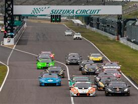 Lamborghini Super Trofeo Arrives at Legendary Suzuka Circuit for Third Stop Of the 2017 Asia Series
