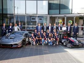 Lamborghini Squadra Corse partner di UniBo Motorsport nel campionato Formula SAE