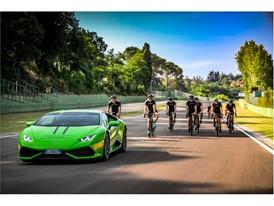 Bike Session on Track