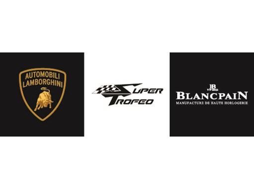Lamborghini Super Trofeo Logo