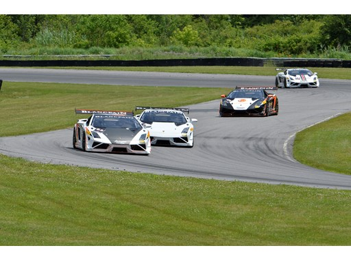 The Lamborghini Blancpain Super Trofeo Series Celebrates Opening Weekend At Lime Rock Park 2