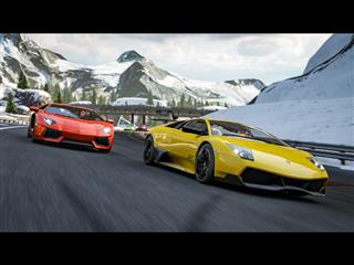 Lamborghini partners with Microsoft: Lamborghini Centenario is  cover car for next Forza game on Xbox.