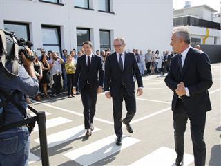 M. Renzi, S. Domenicali and M. Reggiani