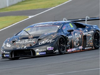 The Lamborghini Huracan GT3 Wins the GT Asia Series Championship