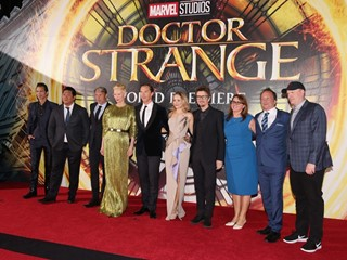 Doctor Strange team