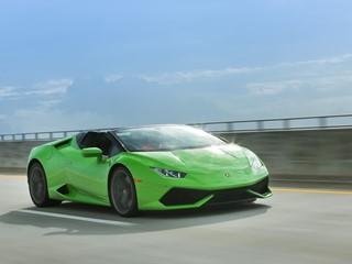 Lamborghini Huracán Spyder: Car of the Year 2017