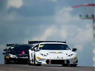 Lamborghini Super Trofeo North America Kicks Off Fifth Season at Circuit of the Americas