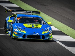 The Paul Ricard Circuit will host a new challenge in the Lamborghini Super Trofeo Europe