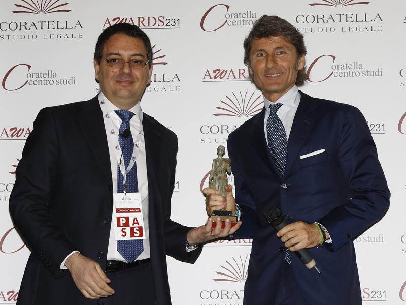 Stephan Winkelmann and Claudio Coratella