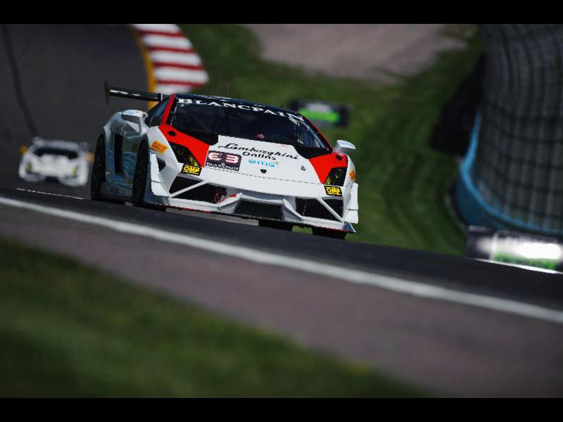 Lamborghini Blancpain Super Trofeo North America