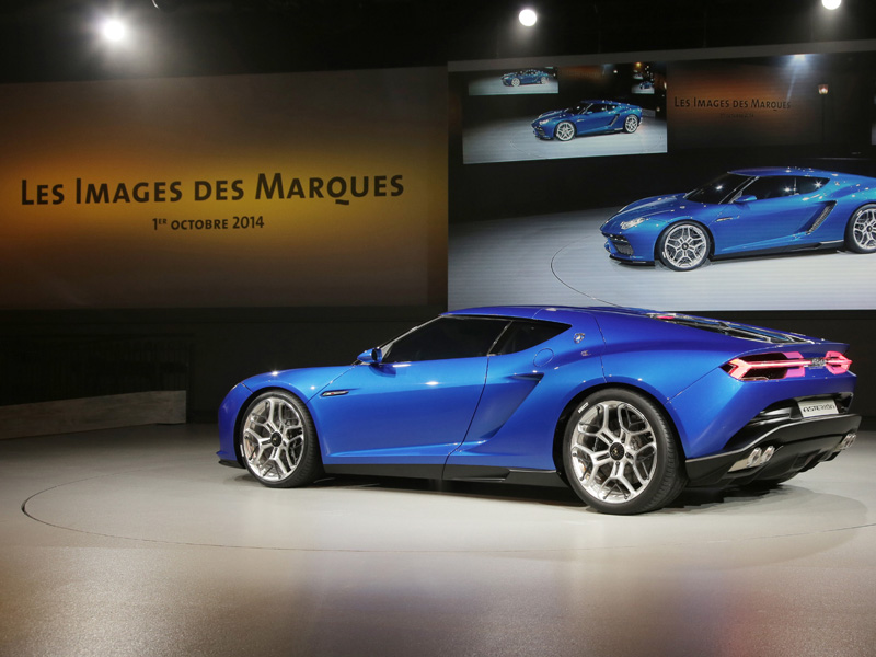 New Lamborghini Asterion LPI 910-4 – Worldwide Premiere
