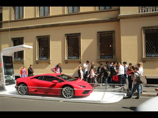Lamborghini Hurac+ín LP 610-4