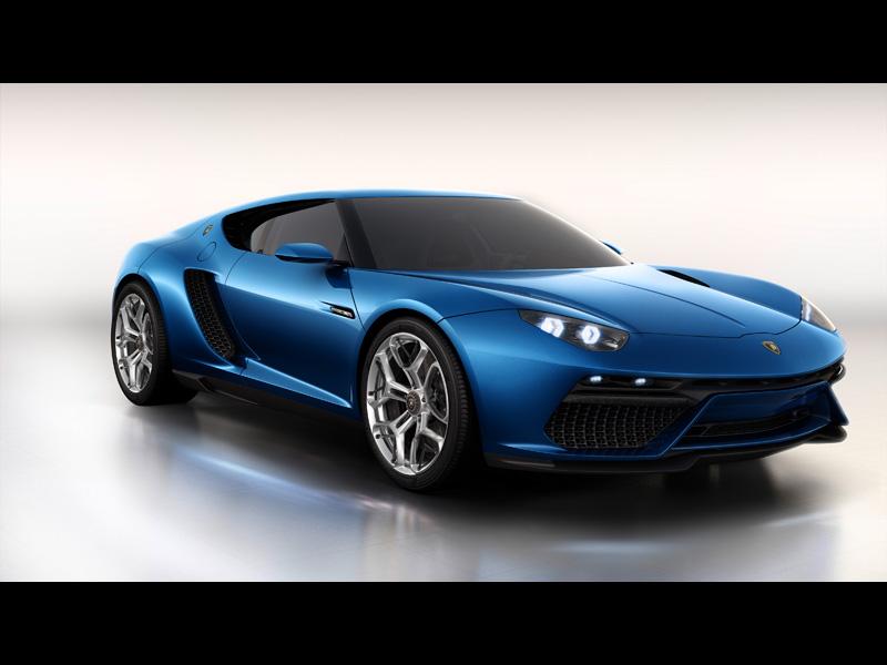 Lamborghini Asterion Front