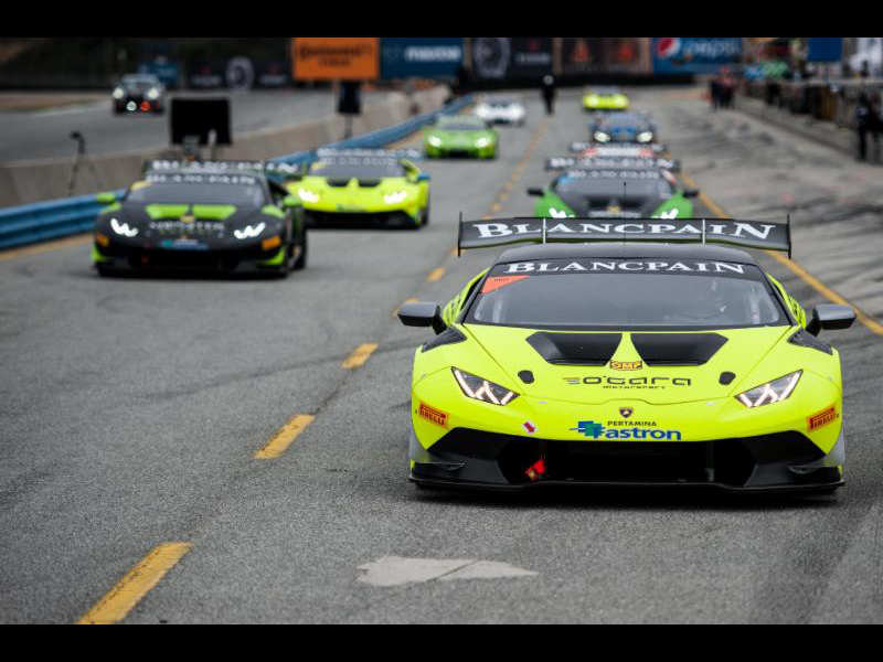 Super Trofeo North American Competition to Heat Up at Watkins Glen