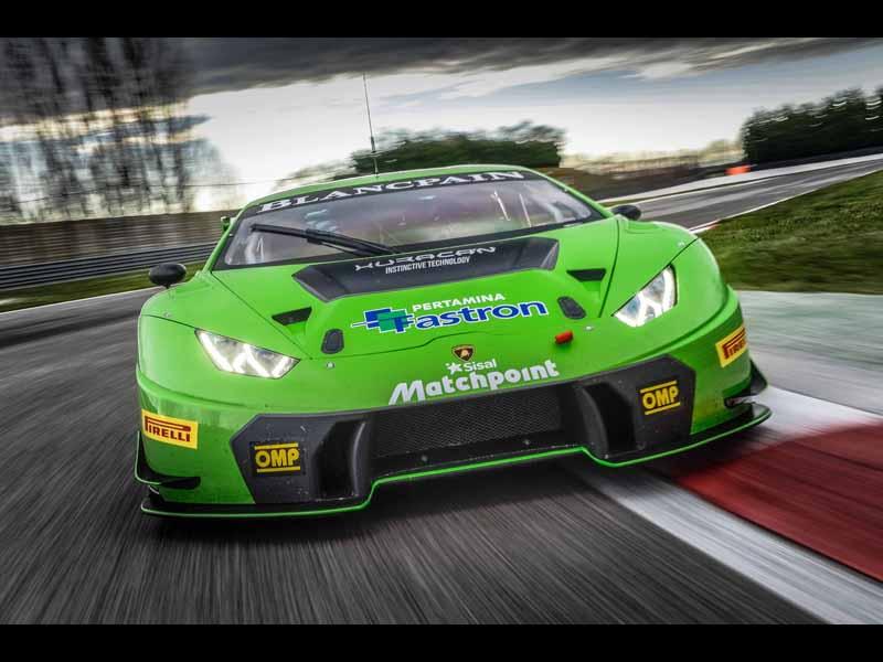Lamborghini Huracan GT3 01