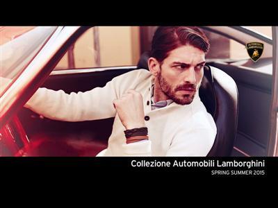 Collezione Automobili Lamborghini Spring Summer 2015