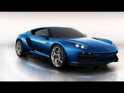 Lamborghini Asterion LPI 910-4 at the Concours d'Eiegance at Villa d'Este