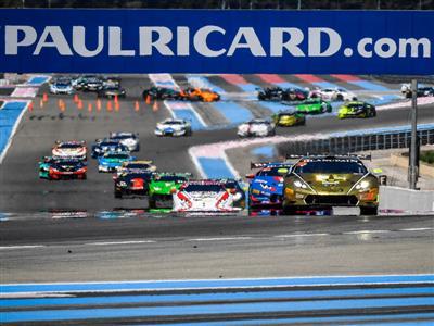 Dennis Lind Takes All in the Lamborghini Blancpain Super Trofeo at Paul Ricard