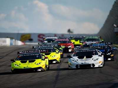Lamborghini Blancpain Super Trofeo North America Continues To Roll with Next Stop at Watkins Glen