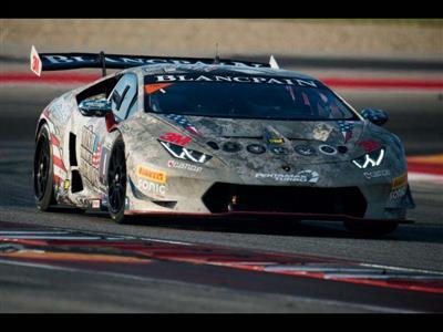 Michimi Takes Title; Ferrucci Completes Lamborghini Blancpain Super Trofeo North America Weekend Sweep at COTA