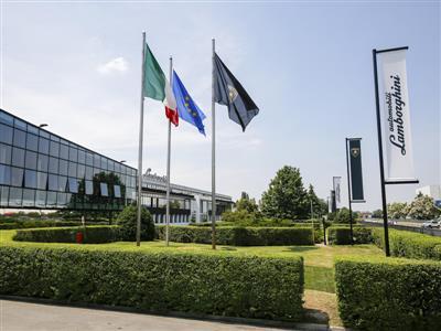 "Automobili Lamborghini is ""Top Employer Italia"" for the fourth consecutive year"