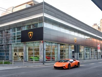 Lamborghini Milano