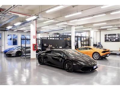 Service Lamborghini Milano 2