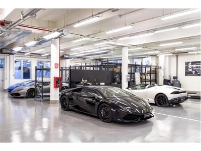 Service Lamborghini Milano 4