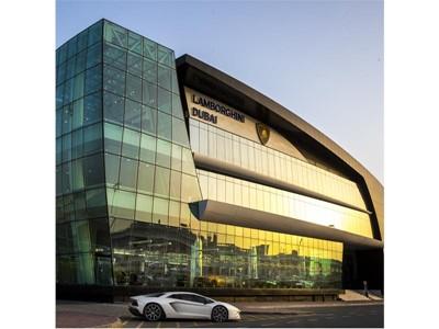 Lamborghini Dubai 3