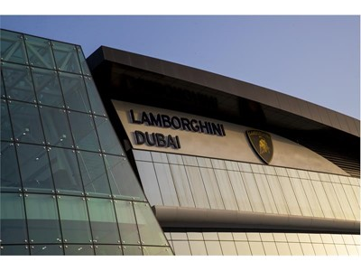 Lamborghini Dubai 4