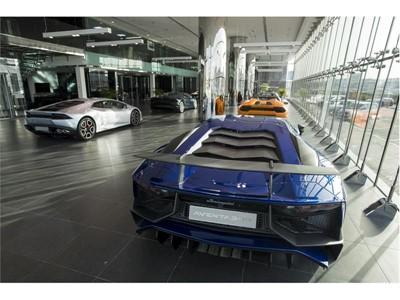 Lamborghini Dubai 6