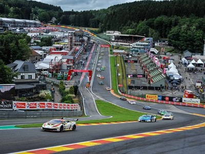 This Weekend the Lamborghini Super Trofeo Europe will come to Spa for the Fourth Round of an Exciting Season
