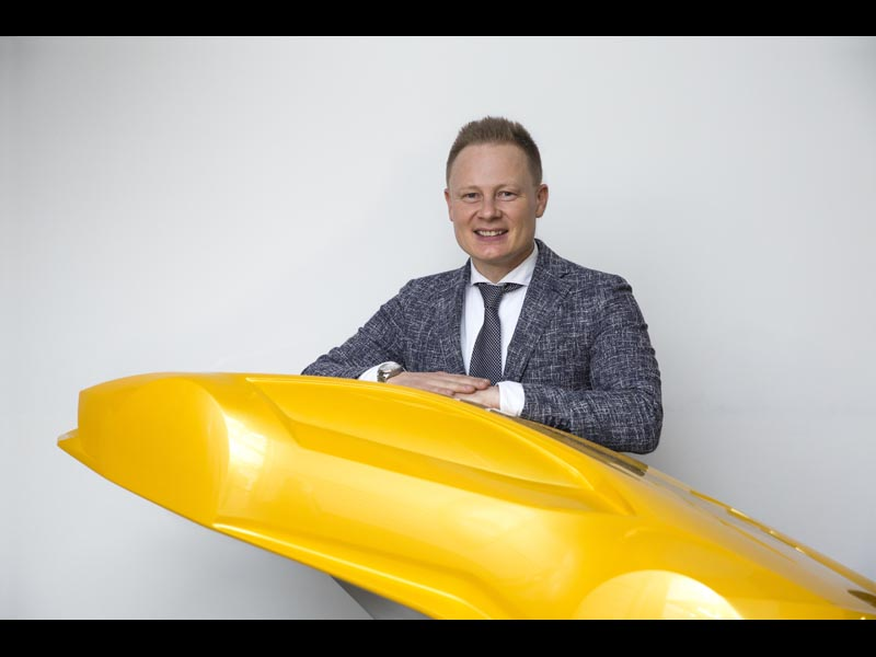 Lamborghini - New Director appointed of Automobili Lamborghini Centro Stile