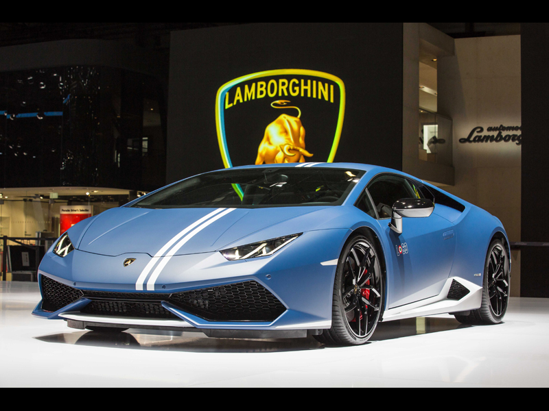 Lamborghini Huracán LP 610-4 Avio - Front