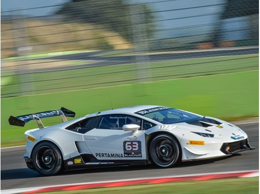 Lamborghini Huracan LP 620-2 Super Trofeo 2
