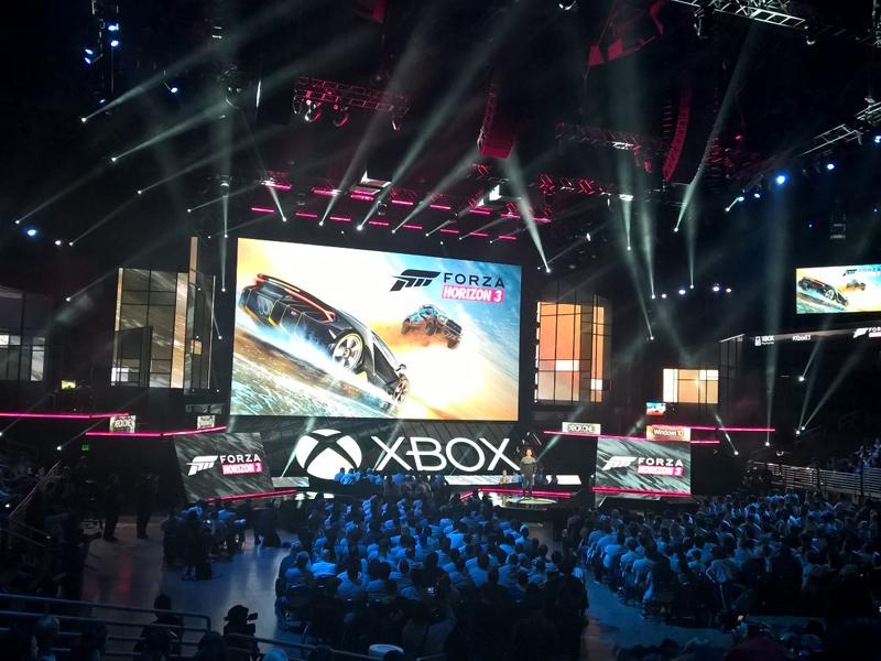 Media Briefing Forza Horizon 3