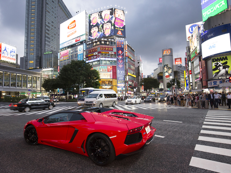 Lamborghini Day, Tokyo 2016 (13)