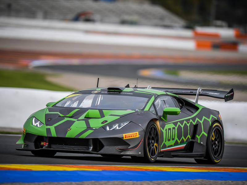 Image : Lamborghini Huracan Super Trofeo 2