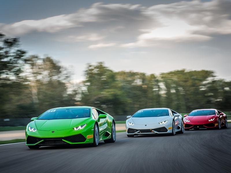 Image : Lamborghini Accademia 2017
