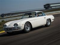 Lamborghini 350 GT Celebrates Its PoloStorico Restoration By Making Debut On Track