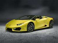 The Lamborghini Huracán Rear-Wheel Drive Spyder:  thrilling open-air driving
