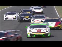 Cédric Leimer Claims 2012 Lamborghini Blancpain Super Trofeo PRO-AM Crown - New Video Available