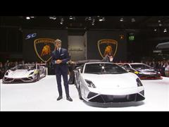 The New Lamborghini Gallardo LP 570-4 Squadra Corse Debuts at 2013 Frankfurt Motor Show - New Video Available
