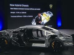Maurizio Reggiani, Board Member for Research and Development, Introduces the Secrets of the New Lamborghini Huracán LP 610-4.