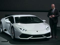 Filippo Perini - Head of Design Automobili Lamborghini - Lesson on the design of Huracán